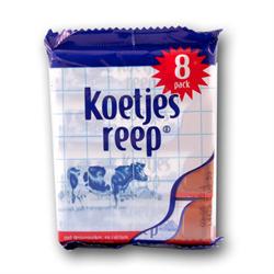 BOON Mini Koetjes Reep Bars 8pk