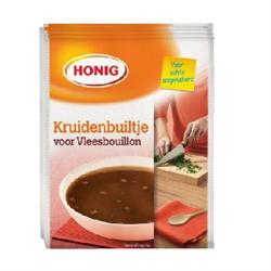HONIG Beef Spice Bags ( Kruidenbuiltje Vlees ) 13g