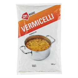 A.H. BASIC / ES Noodles ( Vermicelli ) 500g