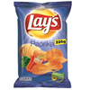 LAYS Chips Potato Paprika ( Paprika Chips ) 225g NL #1 seller