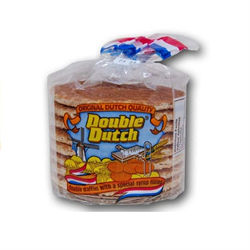 SCHEPS Double Dutch Syrup Filled Waffles ( Stroopwafels ) 8pc 272g