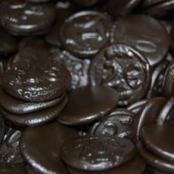 K&H ( Muntendrop ) Coin Shaped Licorice 1kg
