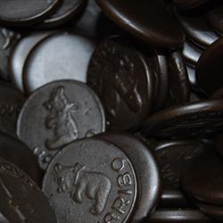 HARIBO ( Medailles ) Medallion Shaped - Sweet Licorice 1kg