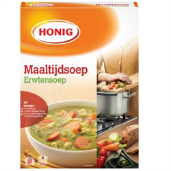 HONIG Pea Soup Mix ( Maaltijdsoep Erwtensoep ) 137g