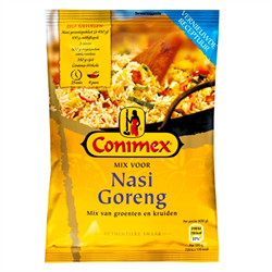 CONIMEX ( Mix voor Nasi Goreng ) Vegetable Mix For Rice 39g bag