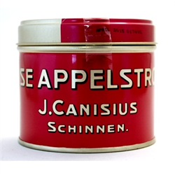 CANISIUS Apple Spread ( Appelstroop ) in Tin 450g