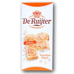 DE RUIJTER Fruit Sprinkles ( Vruchtenhagel ) 400g