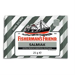 FISHERMAN'S FRIEND SUGAR FREE Salmiak 25g
