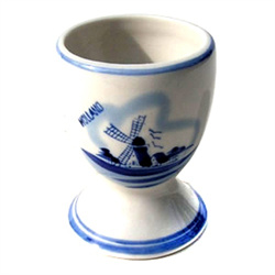 DELFT BLUE Egg Cups Tall