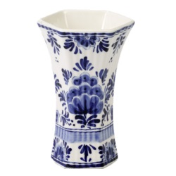 DELFT BLUE Vase 13.5cm