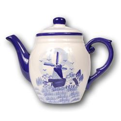 DELFT BLUE Coffee Pot Blue spout