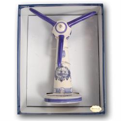 DELFT BLUE Windmill Modern Boxed