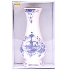 DELFT BLUE Vase Round Boxed