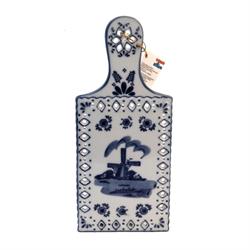 CHEESE BOARD Ceramic Delft blue