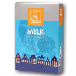 DEHEER CHOCOLATE LETTER MILK 'V' 65 gr