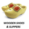 Wooden Shoes & Slippers