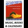Music Books Calenders